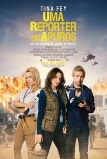 Uma Repórter em Apuros - Poster / Capa / Cartaz - Oficial 3
