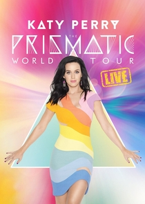 Katy Perry: The Prismatic World Tour - Poster / Capa / Cartaz - Oficial 1