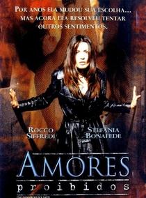 Amores Proibidos - Poster / Capa / Cartaz - Oficial 1