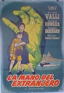 Mãos Estranhas / Mãos do Destino - Poster / Capa / Cartaz - Oficial 1