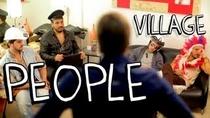 Village People - Porta Dos Fundos - Poster / Capa / Cartaz - Oficial 1