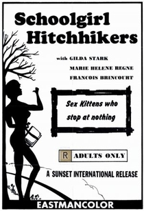 Schoolgirl Hitchhikers - Poster / Capa / Cartaz - Oficial 2