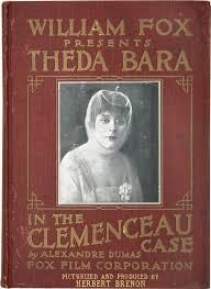 The Clemenceau Case - Poster / Capa / Cartaz - Oficial 1