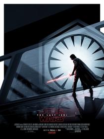Star Wars: Os Últimos Jedi - Poster / Capa / Cartaz - Oficial 9