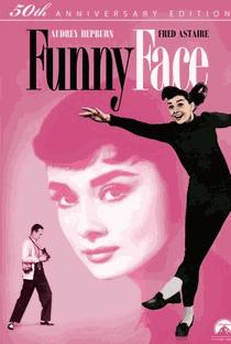 Cinderela em Paris - Poster / Capa / Cartaz - Oficial 2