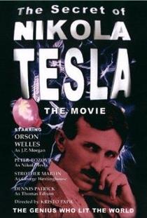 O Segredo de Nikola Tesla - Poster / Capa / Cartaz - Oficial 1