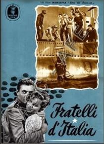 Irmãos da Itália  - Poster / Capa / Cartaz - Oficial 1