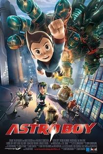 Astro Boy - Poster / Capa / Cartaz - Oficial 2