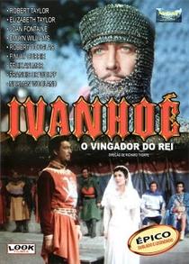 Ivanhoé, o Vingador do Rei - Poster / Capa / Cartaz - Oficial 8