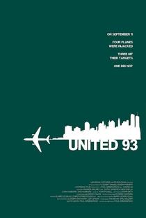 Vôo United 93 - Poster / Capa / Cartaz - Oficial 3