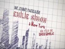 Um dia Especial : Emilie Simon e Nova York - Poster / Capa / Cartaz - Oficial 1