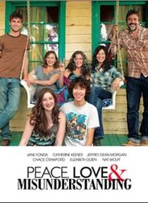 Paz, Amor e Muito Mais - Poster / Capa / Cartaz - Oficial 5