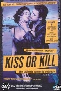 Kiss or Kill - Poster / Capa / Cartaz - Oficial 1