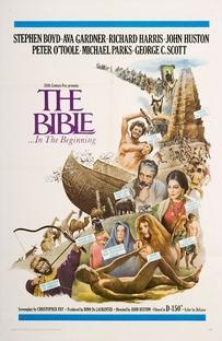 A Bíblia... No Início - Poster / Capa / Cartaz - Oficial 1
