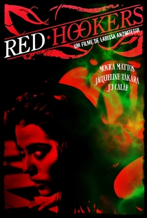 Red Hookers - Poster / Capa / Cartaz - Oficial 2