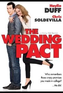 The Wedding Pact - Poster / Capa / Cartaz - Oficial 1