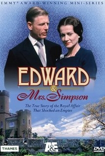 Edward & Mrs. Simpson - Poster / Capa / Cartaz - Oficial 1