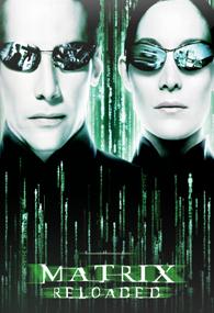 Matrix Reloaded - Poster / Capa / Cartaz - Oficial 6