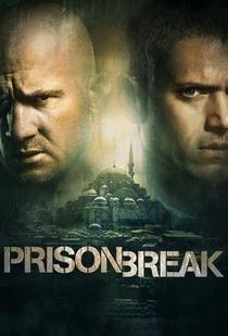 Prison Break (5ª Temporada) - Poster / Capa / Cartaz - Oficial 5
