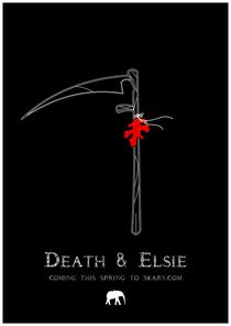 Death & Elsie - Poster / Capa / Cartaz - Oficial 1