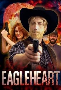 Eagleheart (1ª Temporada) - Poster / Capa / Cartaz - Oficial 1