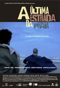 A Última Estrada da Praia - Poster / Capa / Cartaz - Oficial 1