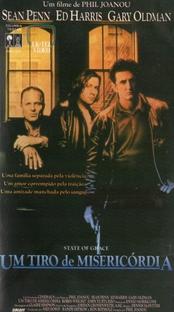 Um Tiro de Misericórdia - Poster / Capa / Cartaz - Oficial 2