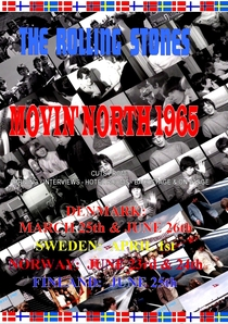Rolling Stones - Movin' North - Poster / Capa / Cartaz - Oficial 1