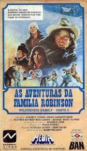 As Aventuras da Família Robinson 2 - Poster / Capa / Cartaz - Oficial 1