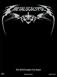 Metalocalypse (1ª Temporada) - Poster / Capa / Cartaz - Oficial 2
