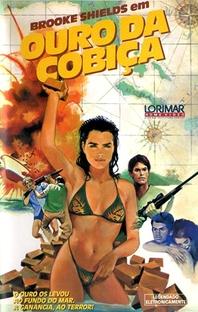 Ouro da Cobiça - Poster / Capa / Cartaz - Oficial 4