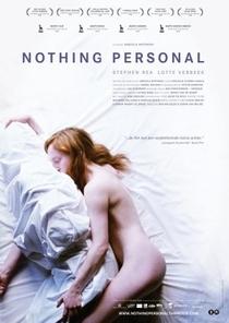 Nada Pessoal - Poster / Capa / Cartaz - Oficial 4