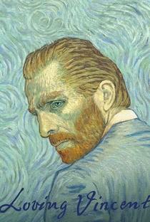 Com Amor, Van Gogh - Poster / Capa / Cartaz - Oficial 7