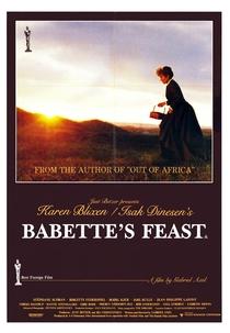 A Festa de Babette - Poster / Capa / Cartaz - Oficial 8