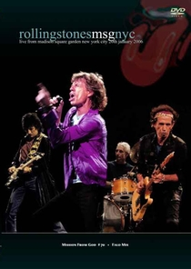 Rolling Stones - New York 2006 (2nd Show) - Poster / Capa / Cartaz - Oficial 1