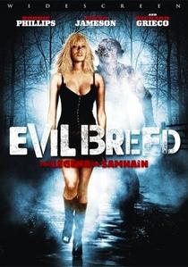 Evil Breed: The Legend of Samhain - Poster / Capa / Cartaz - Oficial 1