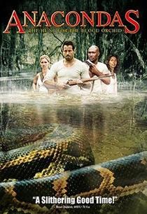 Anaconda 2 - A Caçada pela Orquídea Sangrenta - Poster / Capa / Cartaz - Oficial 4