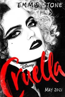 Cruella - Poster / Capa / Cartaz - Oficial 3