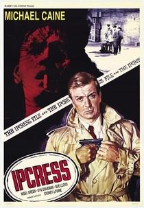 Ipcress - O Arquivo Confidencial - Poster / Capa / Cartaz - Oficial 2