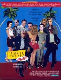 Cannes Man - Poster / Capa / Cartaz - Oficial 1