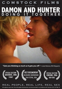 Damon and Hunter: Doing It Together - Poster / Capa / Cartaz - Oficial 1