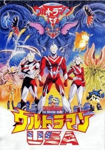 Ultraman - A Aventura continua - Poster / Capa / Cartaz - Oficial 1