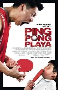 Ping Pong Playa - Poster / Capa / Cartaz - Oficial 1