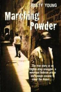 Marching Powder - Poster / Capa / Cartaz - Oficial 1