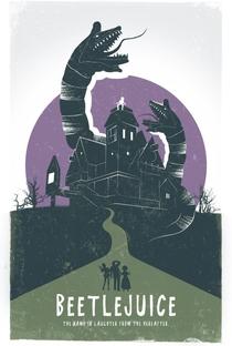 Os Fantasmas Se Divertem - Poster / Capa / Cartaz - Oficial 6
