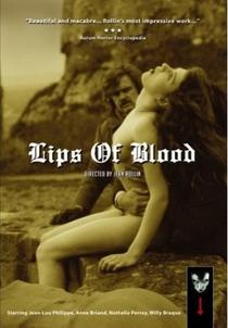 Lábios de Sangue - Poster / Capa / Cartaz - Oficial 4