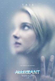 A Série Divergente: Convergente - Poster / Capa / Cartaz - Oficial 18