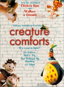 Creature Comforts - Poster / Capa / Cartaz - Oficial 1