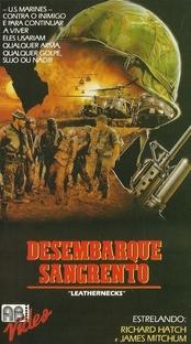 Desembarque Sangrento - Poster / Capa / Cartaz - Oficial 1