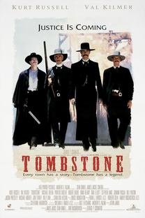 Tombstone - A Justiça Está Chegando - Poster / Capa / Cartaz - Oficial 1